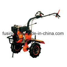 Bsd 1050 Novo modelo mini-rebento, rebento diesel rebento de duas rodas rebento mini rebento Jardim rebento agrícola rebento leme rotativo rebento diesel rebento