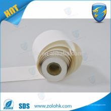 Fornecedores da China rolos de papel neutros e impermeáveis para impressão personalizada