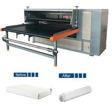 Machine à emballer automatique de boîte de matelas
