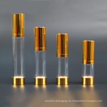 Botella plástica de la loción cosmética con la bomba (NAB23)