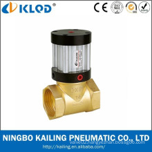 Pneumatic Piston Valves for Neutral Liquid and Gaseous
