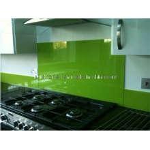 Pattern Glass for Kitchen Splashback (G-SP068)
