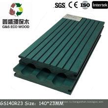 140x25mm панель пола wpc для пола террасы цены wpc