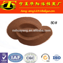 Garnet abrasive 80 mesh garnet sands