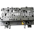 Estampación progresiva para piezas metálicas de automóviles