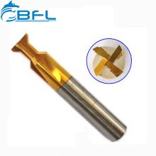 Резец ласточкиного хвоста CNC карбида вольфрама BFL для высокоскоростного вырезывания