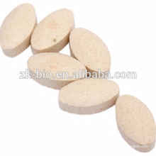 nutrition supplements Ca+Fe+Se+Zn tablets