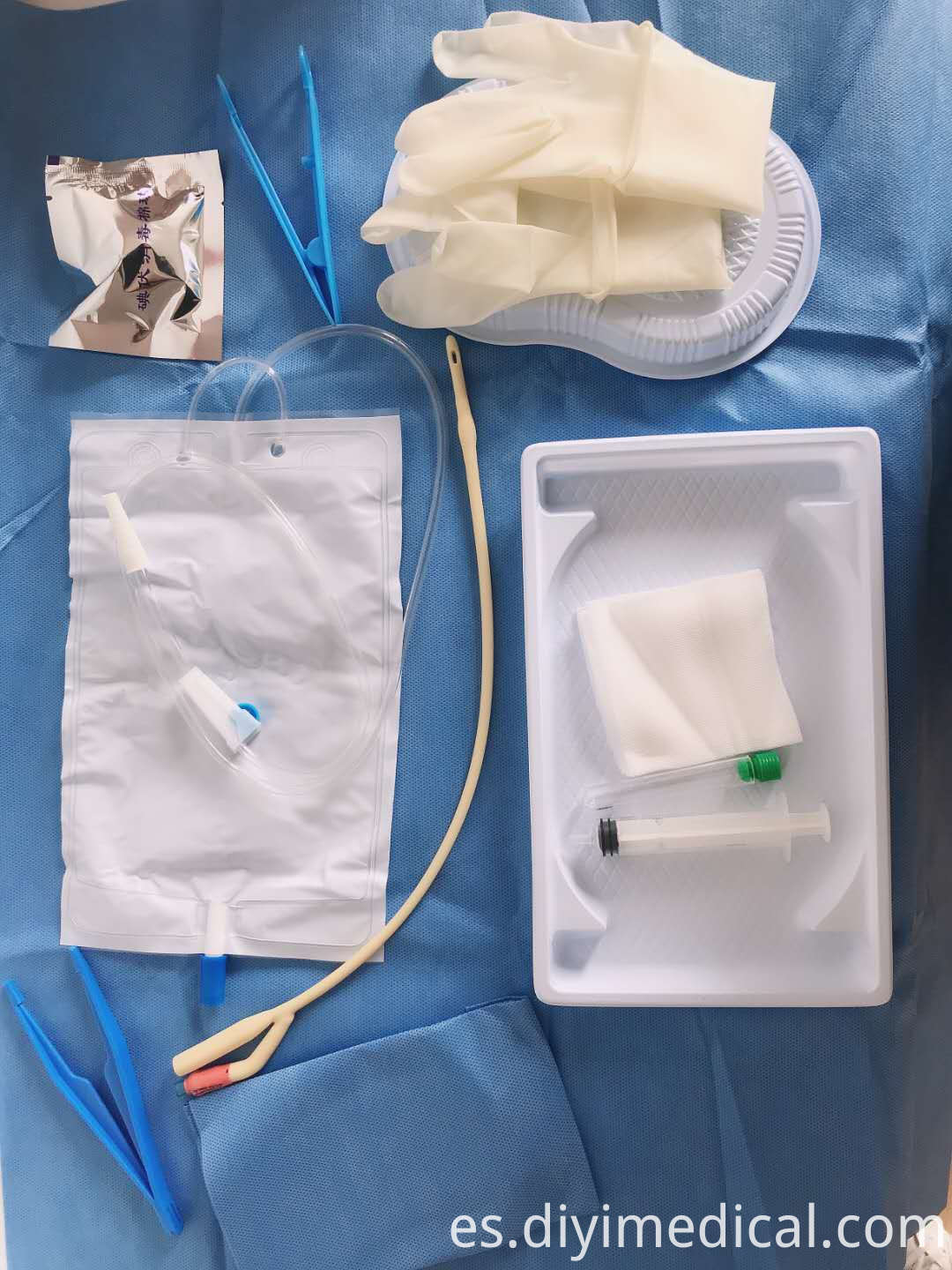 PVC Urine Collector Bag