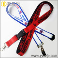 Good Looking Dye Sublimasi Lanyards untuk Leher