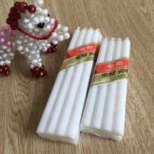 Rauchfreie 20G Angola Markt weiße Kerze Velas