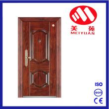 Haojun China Metal Copper Steel Door, Exterior Steel Door
