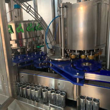 carbonated drink filler machinery processing production line