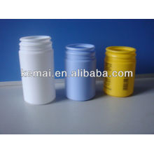 Frasco de plástico para goma de mascar