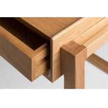 Square Hotel Furniture Wooden Writing Desk