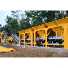 Planta mezcladora de suelo estabilizada modular 300t / H