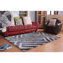 100% Polyester Shaggy 3dcarpet Rug