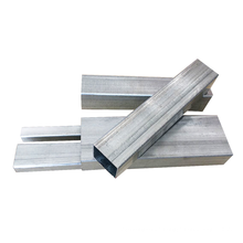 Carbon Rectangular Steel Pipe Square Tubing Steel Green House Pipe Hot Dip / Pre-Galvanized Steel Tube