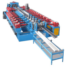 c z purlin quickly change different size profile roller machine the best roll forming