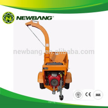 CPG5 25HP Trailer Mounted Wood Chipper