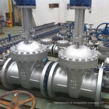 China fez baixo preço de alta qualidade marinha válvula de portão de ferro fundido