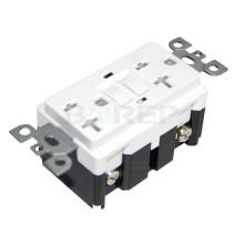Wholesale china 20A 125V GFCI electrical power multi purpose socket