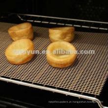 Non-stick / reutilizáveis churrasqueira Grill Mesh / Forno Cooking Mesh