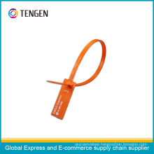 Plastic Security Packing Seal Type 1