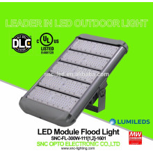 DLC Approved Outdoor 300W LED Basketball Court Flood Lights
