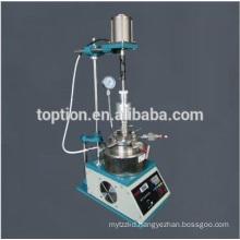 magnetic coupling agitate high pressure laboratory reactor 100ml
