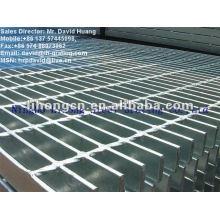 galvanized welded flat bar grating