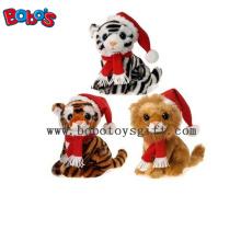Heißer Verkaufs-Plüsch-großes Augen-angefülltes Tierweihnachtsspielzeug