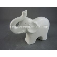 Moda elefante de cerámica Figurine Moden diseño para decoración del hogar