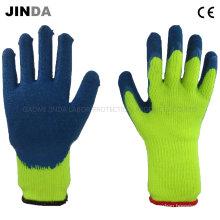 Защитные защитные перчатки (LS7011) для защиты от латекса Terry Shell Latex
