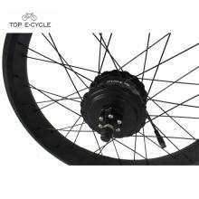 Kraftvoller Nabenmotor 500w Bafang für elektrisches Fahrrad des elektrischen Unterstützungsbausatzes