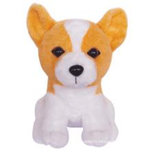 plush dog soft pet toy