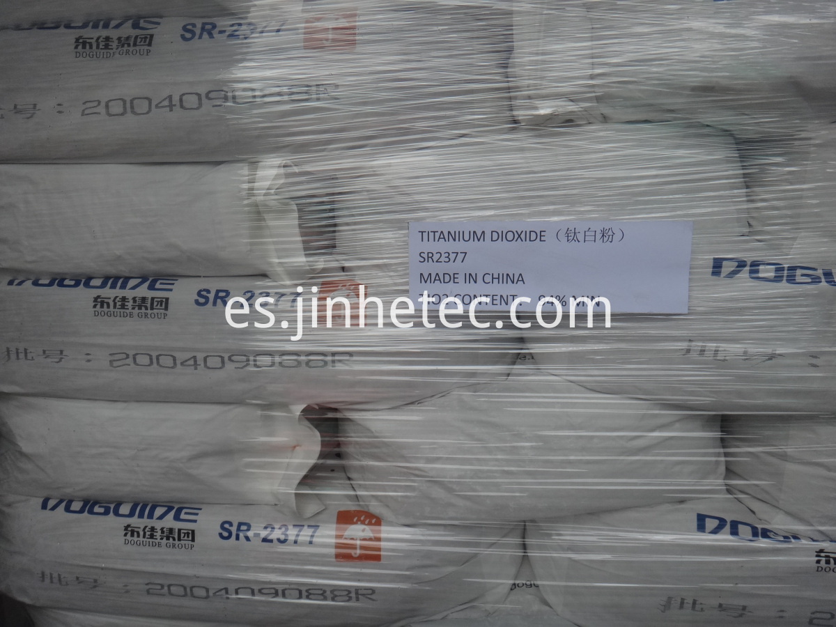 Emulsion Paints Titanium Dioxide Rutile R2377