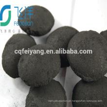 Importação e exportação coreano lump forma churrasco carvão para churrasqueira