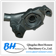 Boîtier de pompe à eau en fonte (fonte ductile / fer gris)