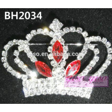 Neueste Stil Krone Kristall Pin