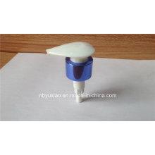 Pompe à lotion à vis colorée
