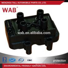 Função auto auto acessório faísca bobina ignição, bobina de ignição do motor de automoblie