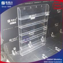 Custom Promotion Lutice Nail Polish Display Floor Stand