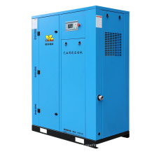 Air Cooled Oil Free Compressor High Quality Air Compressor for Food and Beverage 22 KW 30HP