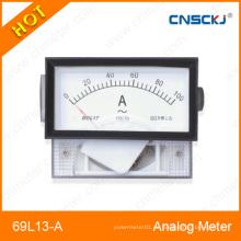 Medidor de panel analógico actual de la corriente del CE (SCD-69L13)