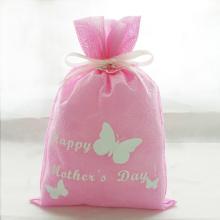 Rosa Schmetterling Muttertag Geschenkverpackung Taschen