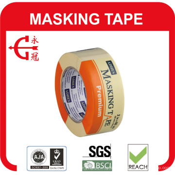 Hot Product Masking Tape - B64 with Rubber Base and Easy-Tear