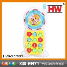 Magic Learning Baby Telefon Spielzeug Russisch Spielzeug