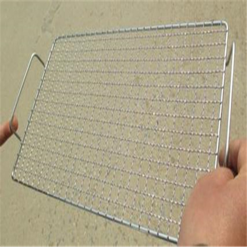 Barbecue Crimped Wire Mesh Panel