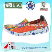 Новый стиль прохладно женщин эластичные туфли, летняя мода обувь