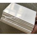 Substrato de placa de disco cuadrado de cerámica cuadrada de 0,3 mm de grosor